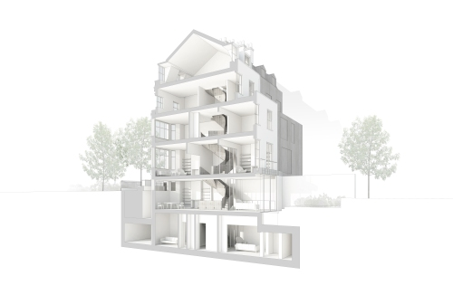 Architecture Drawing Blog